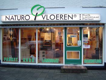 Naturo Vloeren Apeldoorn Showroom